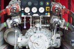 Fire extinguisher machine. Stock Images