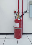 Fire extinguisher Royalty Free Stock Images