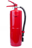 Fire extinguisher tank Royalty Free Stock Images