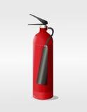 Fire extinguisher. Vector illustration art Stock Photos