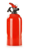 Fire extinguisher  on white Royalty Free Stock Photo