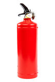 Fire extinguisher on white background. Stock Photography