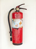 Fire extinguishers expired Royalty Free Stock Images