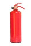 Fire extinguishers isolated on white Stock Image