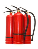 Fire extinguishers Royalty Free Stock Image