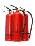 Fire extinguishers Royalty Free Stock Image