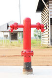 Fire extinguishing unit Stock Photos