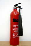 Fire extingwisher Royalty Free Stock Photography