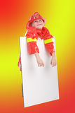 Fire-fighter Royalty Free Stock Image
