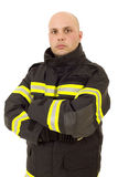 Fire fighter Royalty Free Stock Photo