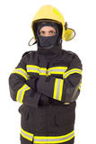Fire fighter Royalty Free Stock Photos