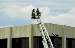 Fire Fighters Royalty Free Stock Images