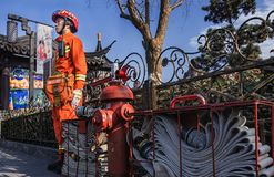 Fire fighters sticking to the post during holidays