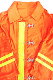Fire fighting suit Stock Photo