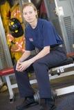 fire firefighter locker room station στοκ φωτογραφίες με δικαίωμα ελεύθερης χρήσης