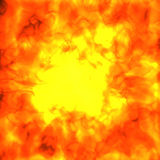 Fire flame, abstract background Royalty Free Stock Photography