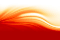 Fire flame. Abstract vector wave background Royalty Free Stock Images