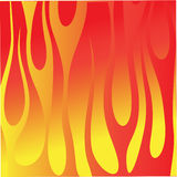 Fire flame background. A vector illustratin of fire flame background Royalty Free Stock Image