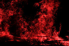 Fire flame Royalty Free Stock Photos
