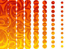 Fire flame design Stock Photography