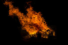 Fire flame Royalty Free Stock Photography