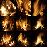 Fire and Flame Stock Photos
