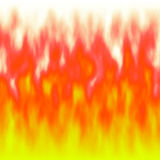 Fire Flames. A Great Fire Flames BackGround, Illustration Stock Photo