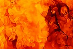 Fire flames background. Original flame and graphic effect. Fire flames background. Original flame and graphic effect Stock Images