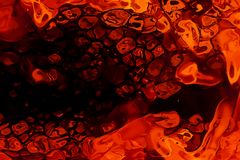 Fire flames background. Original flame and graphic effect. Fire flames background. Original flame and graphic effect Royalty Free Stock Images