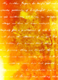 Fire Flames Background with White script Writing Stock Photos