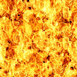 Fire flames texture background Royalty Free Stock Images