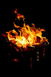 Fire flaming Royalty Free Stock Photos