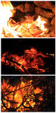 Fire flaming Royalty Free Stock Photography
