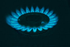Fire gas Stock Images
