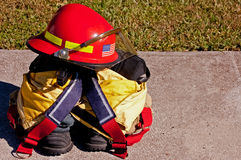 Fire Gear Royalty Free Stock Image