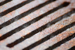 Fire grate Royalty Free Stock Image