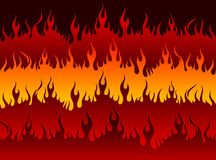 Fire in Hell. 