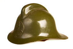 Fire helmet Stock Photo