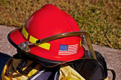 Fire Helmet Royalty Free Stock Images