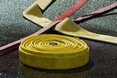 Fire Hose Royalty Free Stock Image