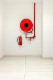 Fire hose Stock Image