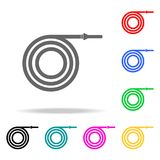 Fire hose icon. Element firefighters multi colored icons for mobile concept and web apps. Icon for website design and development,. App development. Premium Royalty Free Stock Images