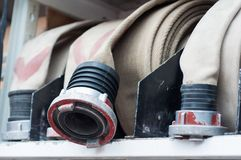Free Fire Hoses Stock Photo - 31584180