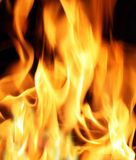 Fire hot Royalty Free Stock Photos