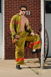 Fire House Royalty Free Stock Photo
