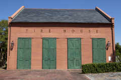 Fire House Stock Photos