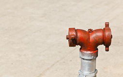 The Fire Hydrant Royalty Free Stock Image