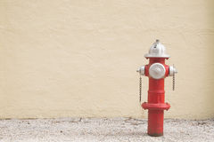 Fire Hydrant. A fire hydrant used for fighting fires Stock Photo