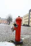 Fire hydrant. Royalty Free Stock Image