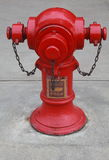 Fire hydrant in hongkong Stock Photography